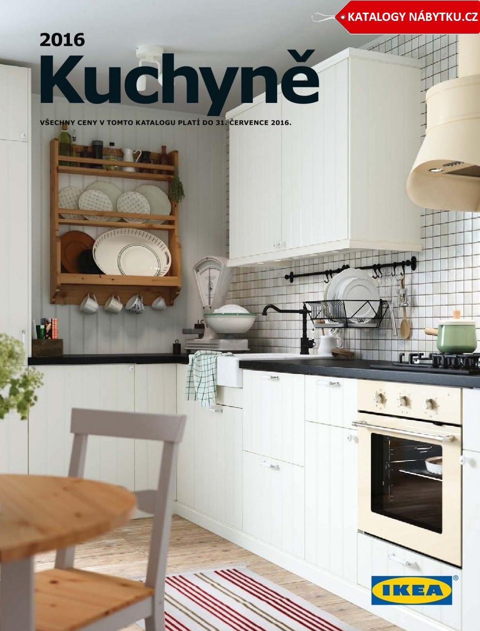 Ikea kuchyně katalog
